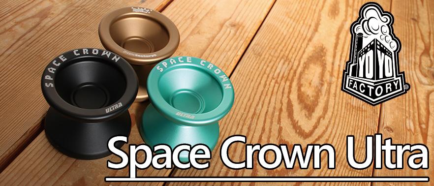 YoYoFactory Space Crown Ultra Yo-Yo