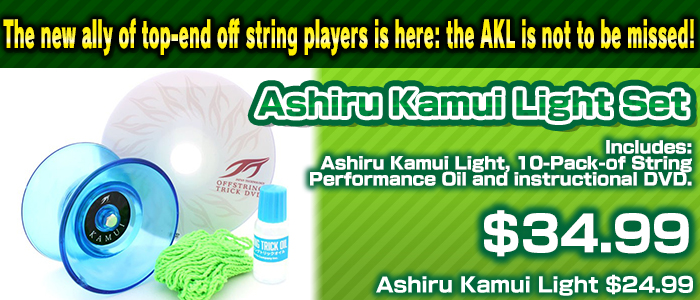 Ashiru Kamui Light Set