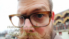 STEVE BROWN PROMO VIDEO