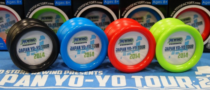 YoYoFactory - ONE (REWIND presents Japan Yo-Yo Tour 2014)