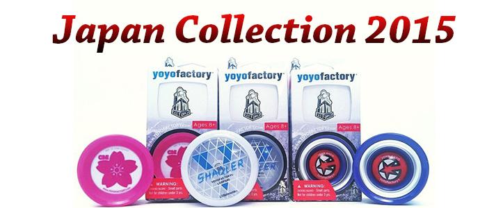 Japan Coleection 2015