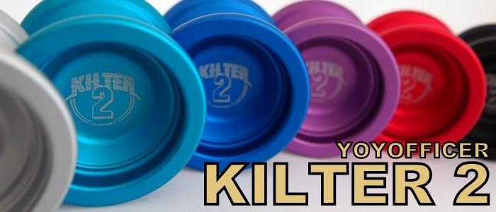YOYOFFICER Kilter 2