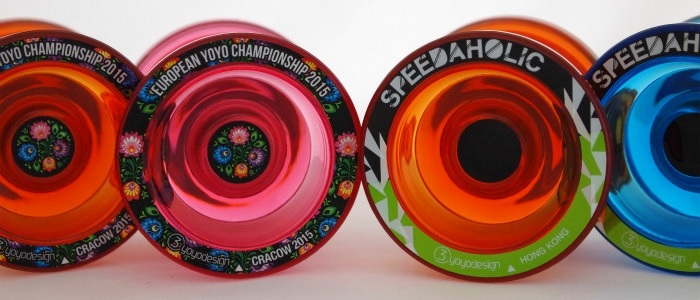 C3yoyodesign - SPEEDAHOLIC