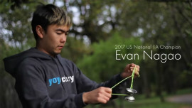 EVAN NAGAO w/ YoYoFactory - Edge Promo Video