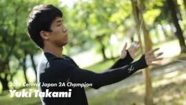 YUKI TAKAMI Promo Video